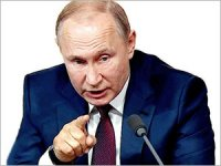 Putin: Dünyada artık istediğimiz noktayı vurabiliriz