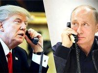 Trump ile Putin arasında kritik 'corona' görüşmesi