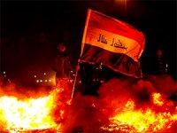 Irak'ta eylemler nedeniyle petrol üretimi ilk defa askıya alındı