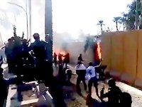 Irak'ta ABD Büyükelçiliği kuşatma altında