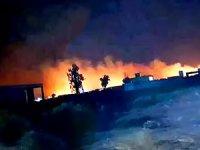 Bağdat'ta Haşdi Şabi konvoyuna hava saldırısı