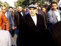 Adil Abdulmehdi, Süleymani ve Muhendis'in cenaze törenine katıldı