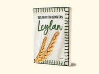 Selahattin Demirtaş'tan yeni kitap: Leylan