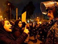 İran'da protestoculara karşı Devrim Muhafızları sokağa indi
