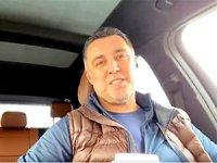 Hakan Şükür ABD'de Uber şoförü oldu