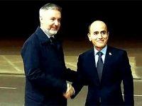 İtalya Savunma Bakanı Hewler'de