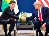Neçirvan Barzani ile Trump Davos'ta görüştü