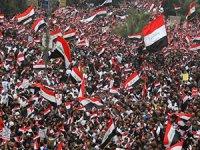 Irak'ta ABD karşıtı gösteriye on binler katıldı