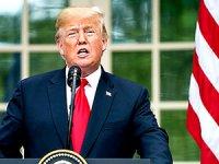 """Trump ABD'li eylemcilere """"çapulcu"""" dedi"""
