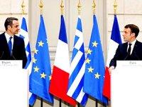 Yunanistan: Türkiye'ye karşı donanma teklifini memnuniyetle karşılıyoruz