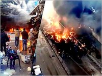 Efrin'de bombalı saldırı: 8 kişi hayatını kaybetti