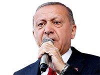 Erdoğan: Türkiye sınırında bir terör devletine izin vermeyiz