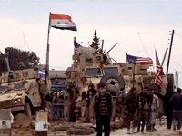 Esad güçleri Kamışlo'da ABD askerlerine ateş açtı