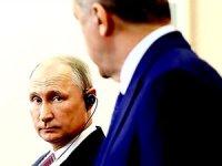 Erdoğan ile Putin'in görüşme tarihi belli oldu