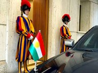 Mesrur Barzani, Papa'yı Kürdistan'a davet etti