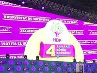 HDP'de kongre günü; Sezai Temelli'nin yerine Mithat Sancar eş başkan olacak
