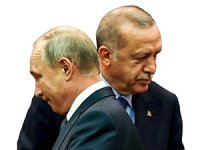 Erdoğan ile Putin Libya'yı görüştü