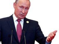 Rusya Devlet Başkanı Putin'den 'savaş' açıklaması