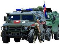 Rusya, Haseke'ye 300  asker gönderdi