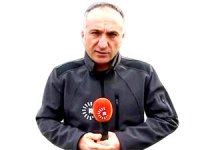 Rudaw muhabiri Rawin Sterk tutuklandı