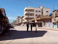Rojava'da sokağa çıkma yasağı 2. gününde