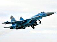 Rusya'da Su-30 uçağı düştü