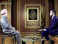 Mesud Barzani'ye soruldu: Saray yaşamı mı, dağ yaşamı mı?