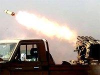 Bağdat'taki Yeşil Bölge'ye füze saldırısı