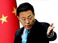 Çin, virüsün laboratuvarda üretildiği iddialarını reddetti