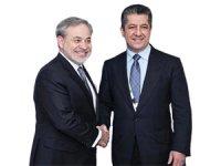 Mesrur Barzani ABD Enerji Bakanı ile görüştü