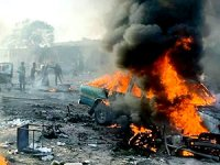 Serêkaniyê'de bomba yüklü araçla saldırı
