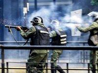 Af Örgütü: Polis biber gazını kötüye kullanıyor