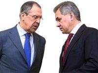 Rusya'dan kritik ziyaret: Lavrov ve Şoygu yarın Türkiye'ye geliyor