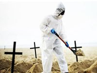 Koronavirüsten ölümler 1,5 milyona yaklaşıyor