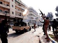 Afrin'de silahlı gruplar arasında çatışma: Ölü ve yaralılar var