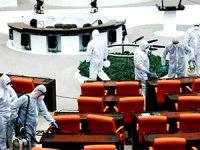 Sağlık Bakanlığı'na göre Meclis'in bulunduğu alan 'yüksek riskli bölge'