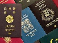 Dünyanın en güçlü pasaportları açıkladı; Türkiye 55. sırada