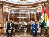 Mesrur Barzani, Bafıl Talabani ile görüştü