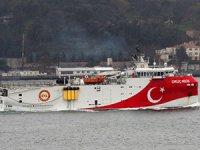 Türkiye Doğu Akdeniz'de yeni Navtex ilan etti