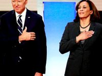 Joe Biden, yardımcı olarak Kamala Harris'i seçti