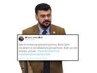 AKP'li vekilden Demirtaş ve çocuklarına hakaret