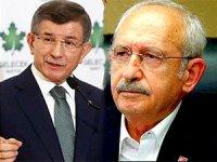 Kılıçdaroğlu, yarın Davutoğlu'nu ziyaret edecek