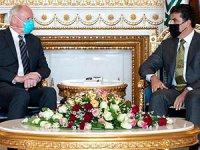 ABD'nin Suriye Özel Temsilcisi Jeffrey'nin Hewler görüşmeleri başladı