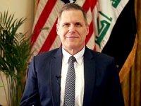 'ABD Büyükelçisi Bağdat'tan ayrıldı' iddiası