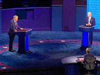 Trump-Biden: Karşılıklı suçlamalar havada uçuştu