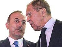 Laarov Çavuşoğlu ile görüştü: Yasadışı gruplar kabul edilemez