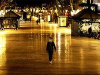 İspanya'da OHAL ilan edildi, gece sokağa çıkmak yasaklandı