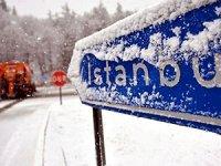 İstanbul'a kar geliyor; Meteoroloji beklenen tarihi açıkladı