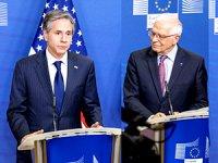 Borrell: Doğu Akdeniz'de ABD ile birlikte çalışacağız