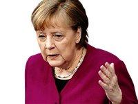 Merkel'den Türkiye açıklaması: Konuşmamak çözüm değil